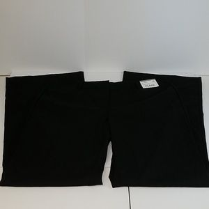 New York and Company Mid Rise Flare Pants Size 14